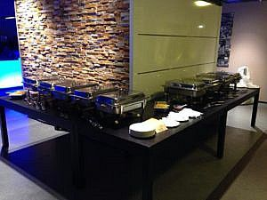 Indonesisch buffet
