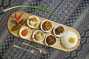 indonesische catering menu 3